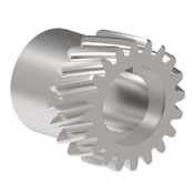 Keyed Helical Pinion