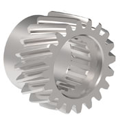 Spline Mounted Helical Pinion