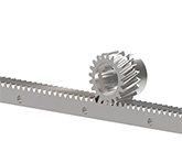 GAM Rack and Pinion