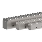 GAM Precision Helical Rack