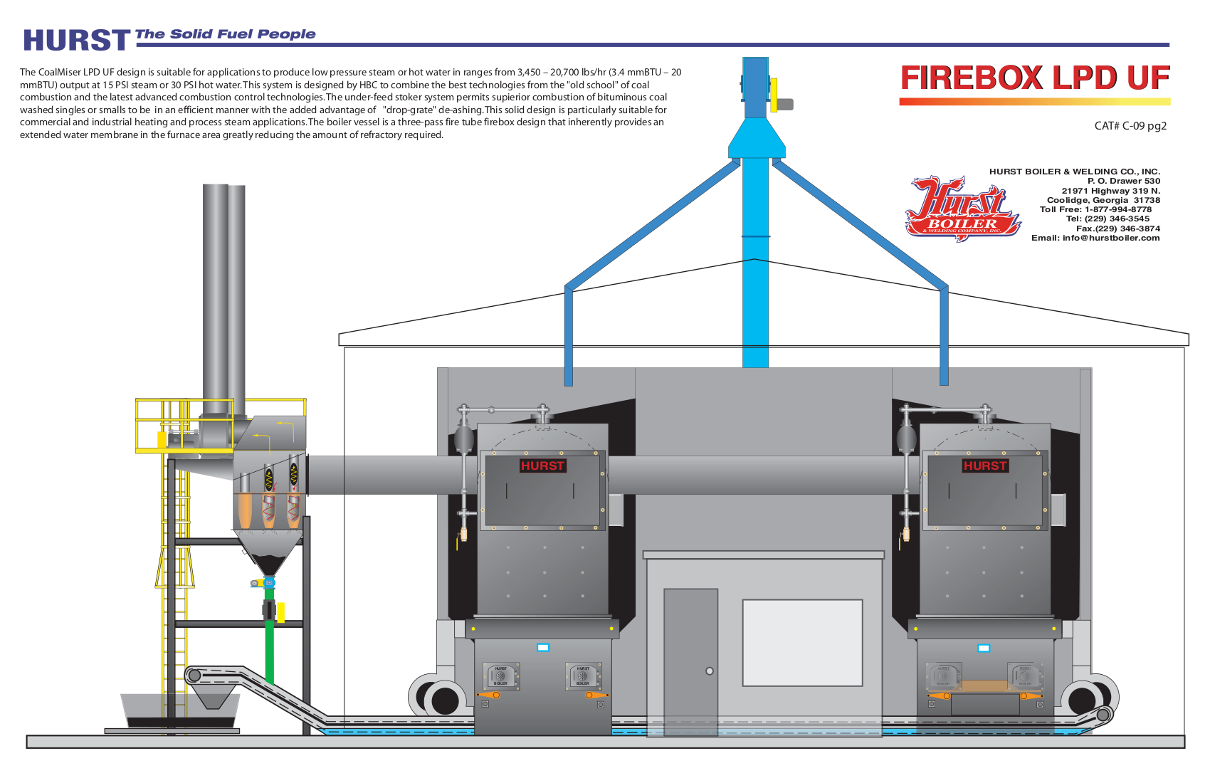 Catalog - Product Firebox Plant