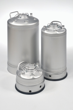 74-02 T-316L Stainless Steel Skirt with Rubber Boot General Purpose Vessel