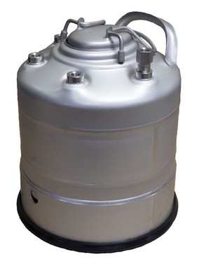 72-03 T-316L Stainless Steel Skirt with Rubber Boot General Purpose Vessel