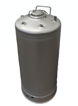 73-10 T-316L Stainless Steel Skirt General Purpose Vessel