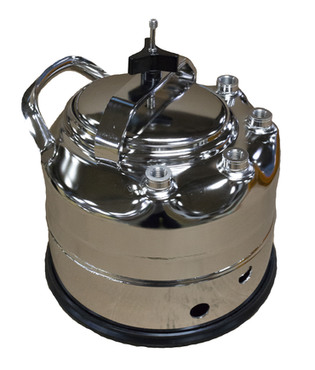 74-01 T-316L Stainless Steel Skirt General Purpose Vessel