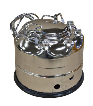 74-03 T-304 Stainless Steel Skirt General Purpose Vessel