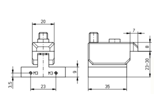 microClamp Drawing