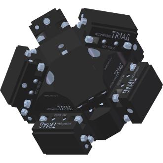 5AXMCZ100-45-8 Tricentro
