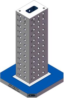 AMR-C060826-16-62 Cube Tombstones