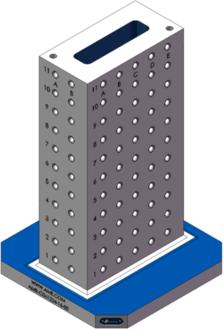 AMR-C061224-16-50 Cube Tombstones