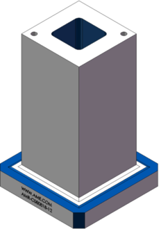 AMR-C080818-12 Cube Tombstones