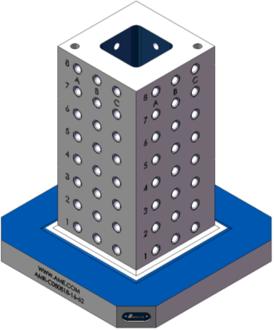 AMR-C080818-16-62 Cube Tombstones