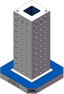 AMR-C080824-16-50 Cube Tombstones
