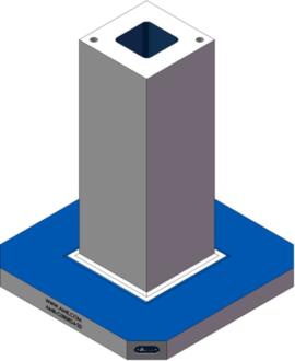 AMR-C080824-20 Cube Tombstones