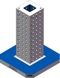AMR-C080826-20-62 Cube Tombstones