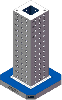 AMR-C080828-16-62 Cube Tombstones