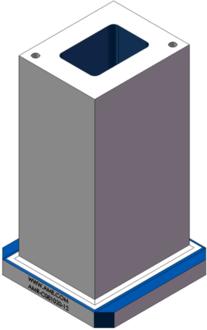 AMR-C081020-12 Cube Tombstones