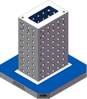 AMR-C081221-20-62 Cube Tombstones