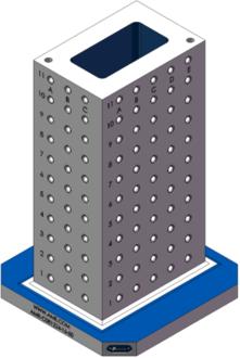 AMR-C081224-16-50 Cube Tombstones