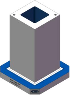 AMR-C101021-16 Cube Tombstones