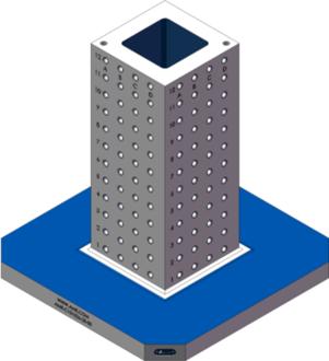 AMR-C101026-25-50 Cube Tombstones