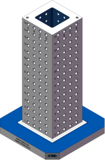 AMR-C101032-20-62 Cube Tombstones