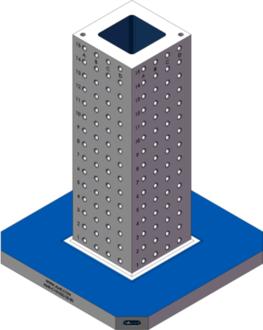 AMR-C101032-25-50 Cube Tombstones