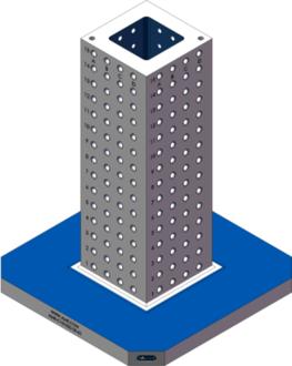 AMR-C101032-25-62 Cube Tombstones
