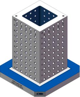 AMR-C121222-20-62 Cube Tombstones
