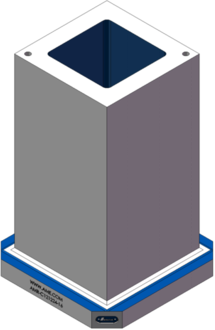 AMR-C121224-16 Cube Tombstones