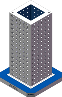 AMR-C121232-20-62 Cube Tombstones