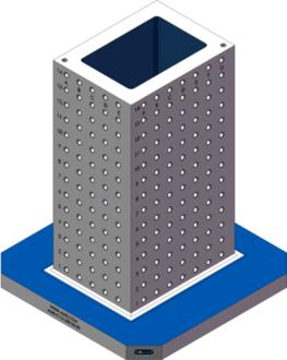 AMR-C121630-25-50 Cube Tombstones