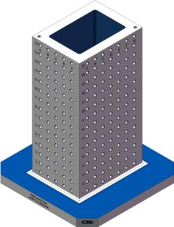 AMR-C121632-25-50 Cube Tombstones