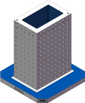 AMR-C121828-25-50 Cube Tombstones