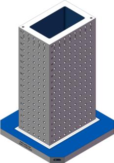 AMR-C121836-25-50 Cube Tombstones