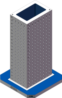 AMR-C121842-25-50 Cube Tombstones
