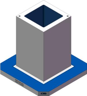 AMR-C141424-25 Cube Tombstones