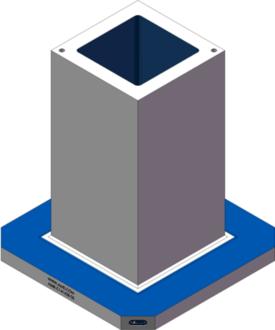 AMR-C141428-25 Cube Tombstones