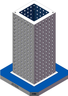 AMR-C141436-25-62 Cube Tombstones