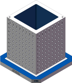 AMR-C181824-25-50 Cube Tombstones