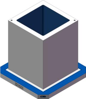 AMR-C181824-25 Cube Tombstones