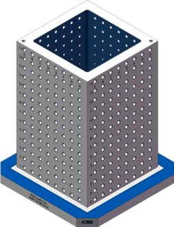 AMR-C181830-25-62 Cube Tombstones