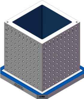 AMR-C202024-25-50 Cube Tombstones