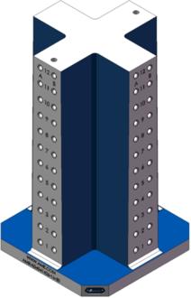 AMR-K04041426-16-50 Cross Column Tombstones