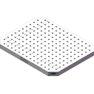 AMR-P3225-02-50 Grid Plate