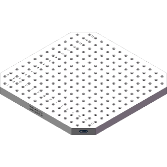 AMR-P3232-02-50 Grid Plate