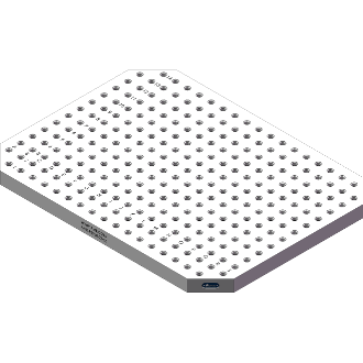 AMR-P3930-02-62 Grid Plate