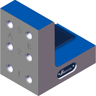 AMR-S0406-06-50 Angle Plate Fixtures