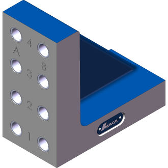 AMR-S0408-08-62 Angle Plate Fixtures