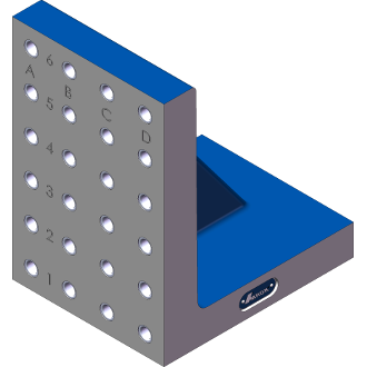 AMR-S0812-10-50 Angle Plate Fixtures